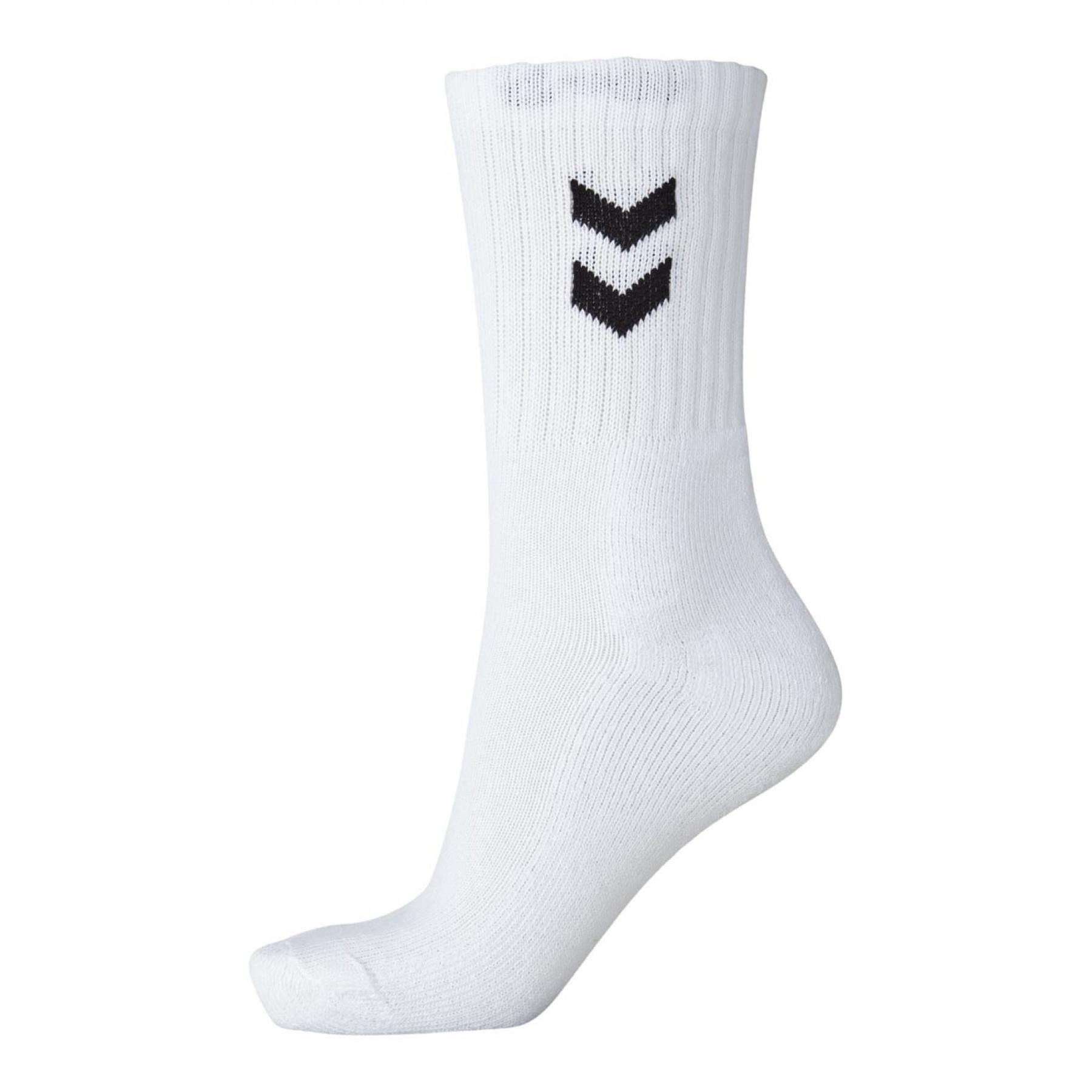 3er-Satz Hummel Basic Socken
