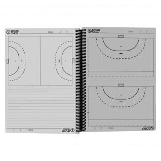 Spiralhandball-Trainerheft a5 Sporti France