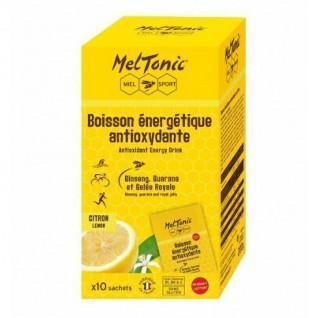 10 Beutel Meltonic Antioxidant Energy Drink - Zitrone