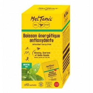10 Sachets Meltonic Antioxidant Energy Drink - Minze