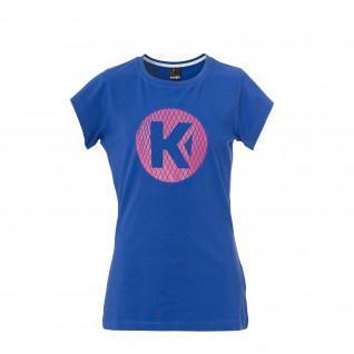 T-Shirt Frau Juniorin Kempa K-Logo