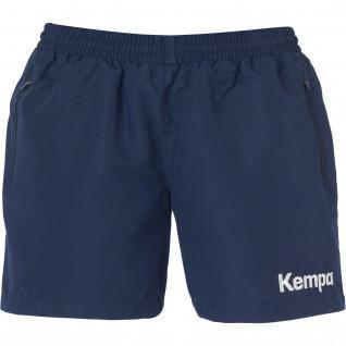 Gewebte Kempa-Shorts für Frauen