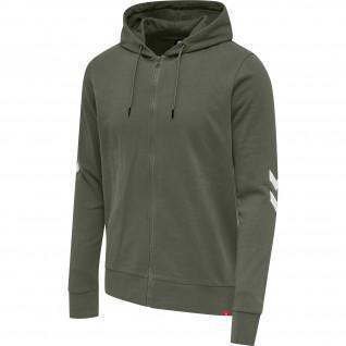 Sweatshirt mit Kapuze Hummel hmllegacy zip