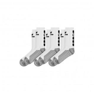 Satz mit 3 Paar Erima Classic 5-C-Socken
