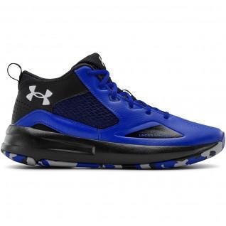 Under Armour Lockdown 5 Basketball Schuhe