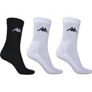Satz mit 3 Paar Kappa Chimido-Socken
