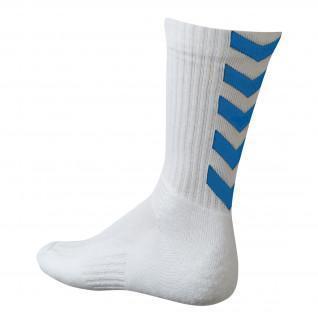 Hummel Authentic Indoor Socken - Weiß / Royal