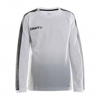 Maillot junior Craft pro control fade LS