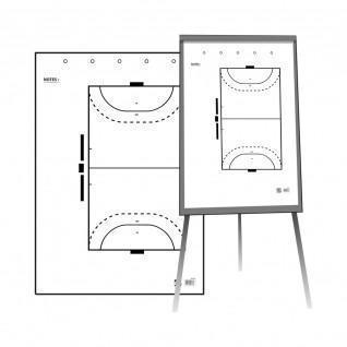 Packung mit 25 Handballblättern 60 x 87 cm