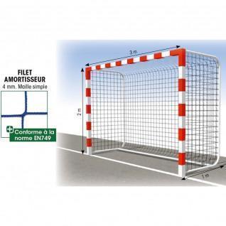 4 mm MS Tremblay-Handball-Schocknetz (x2)