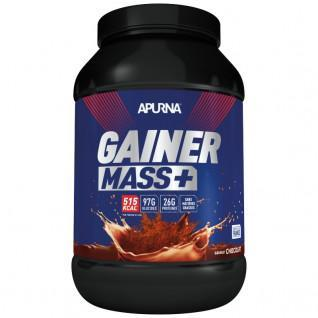 Topf Apurna Gainer Mass Plus - Schokolade - 2Kg