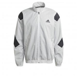 adidas Sportbekleidung Primeblue Warm-Up Jacke