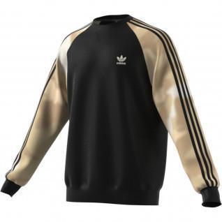 adidas Originals Streifen Crewneck Sweatshirt