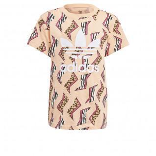 adidas Originals All-Over Print Kinder-T-Shirt