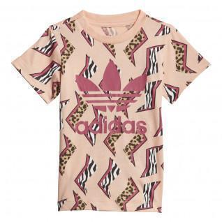 adidas Originals All-Over Print Baby-T-Shirt