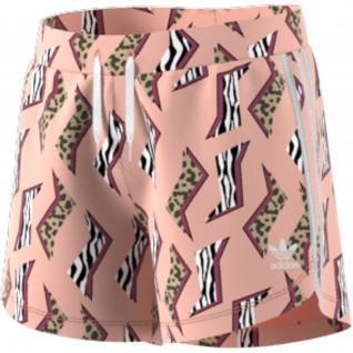 adidas Originals All-over Prints Mädchen-Shorts