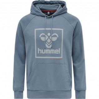 Sweatshirt mit Kapuze und Hummel-Tasche