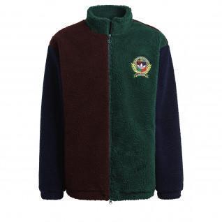 adidas Originals Collegiate Wappen-Reißverschlussjacke