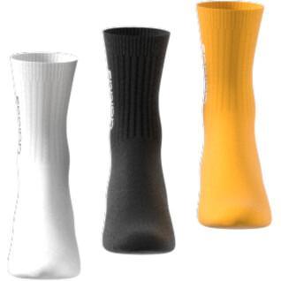 Satz mit 3 Paar Socken adidas Half-Cushioned Vertical