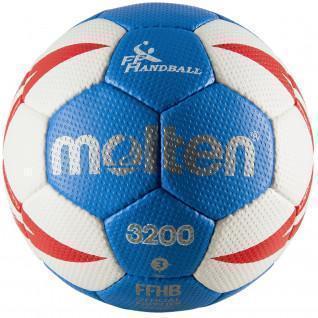 Trainingsball geschmolzen HX3200 FFHB Größe 3