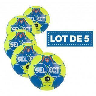 Packung mit 5 ausgewählten Maxi-Grip-Ballons