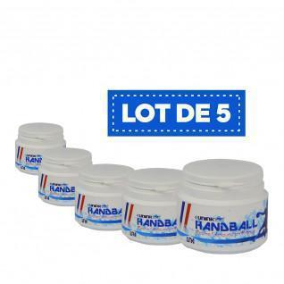 Partie von 5 Sporti France Hochleistungs-Weißharz - 100 ml