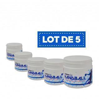 Partie von 5 Sporti France Hochleistungs-Weißharzen - 500 ml