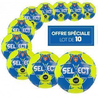 Packung mit 10 ausgewählten Maxi-Grip-Ballons