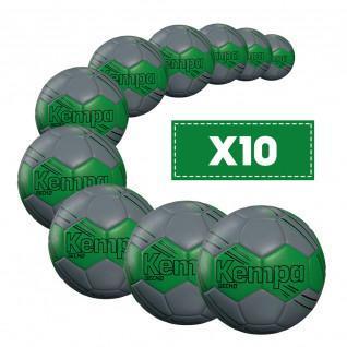 Packung mit 10 Kempa-Gecko-Ballons