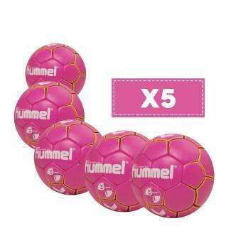 Satz mit 5 Hummel-Kinderarena-Junior-Ballons