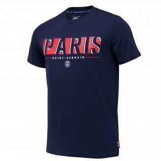 Junior-T-Shirt PSG-Anhänger