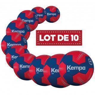 Packung mit 10 Leo-Kempa-Ballons