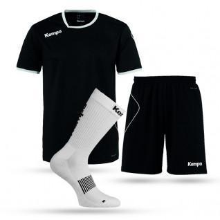 Pack Kempa Curve (Trikot + Shorts + Socke)