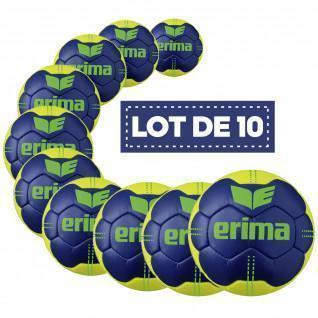 Packung mit 10 Erima Pure Grip-Ballons Nr. 4