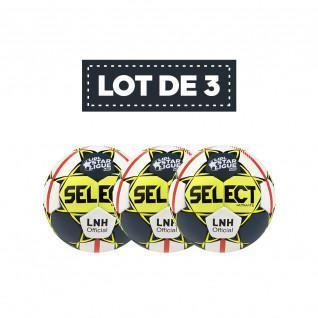 Satz von 3 NHL Select-Replika-Ballons 19/20