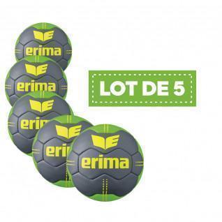 Satz von 5 Erima Pure Grip-Ballons N° 2 T2