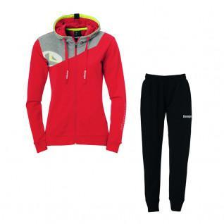 Kempa Core 2.0 Women's Hooded Tracksuit Pack für Frauen