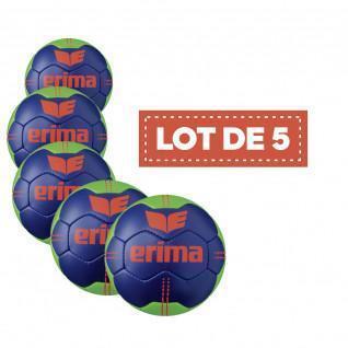 Satz von 5 Erima Pure Grip-Ballons N° 3