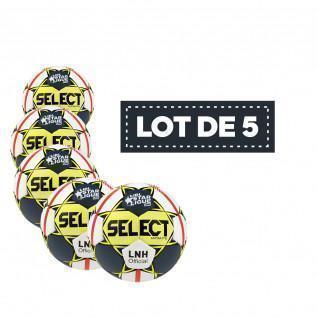 Satz von 5 NHL Select Replica 19/20 Ballons