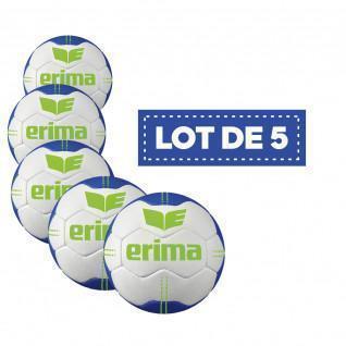 Satz von 5 Erima Pure Grip-Ballons N° 1 T2