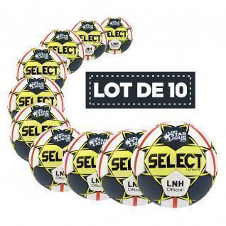 Satz von 10 NHL Select Replica 19/20 NHL-Ballons
