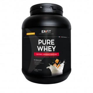 Pure Whey Caramel EA Fit