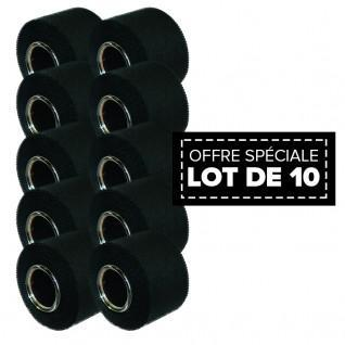 10er-Pack Sport Klebeband McDavid 3,8 cm x 10m schwarz