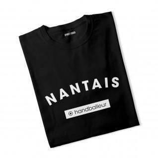 T-Shirt von Nantes + Handballspieler