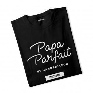 Perfektes Papa- und Handballer-T-Shirt