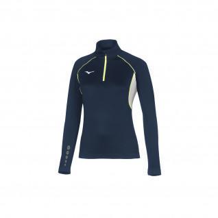 Sweatshirt Frau Premium Mizuno JPN wärmer