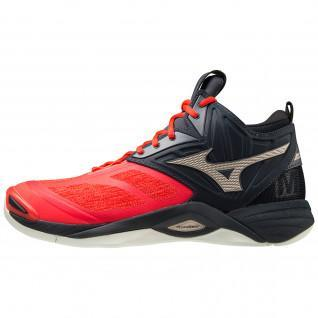 Mizuno Wave Momentum 2 Mittlere Schuhe